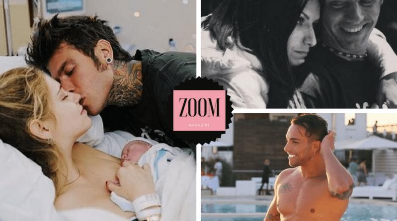 Ferragni e Fedez, Pausini… le Zoom Star della settimana su Instagram!