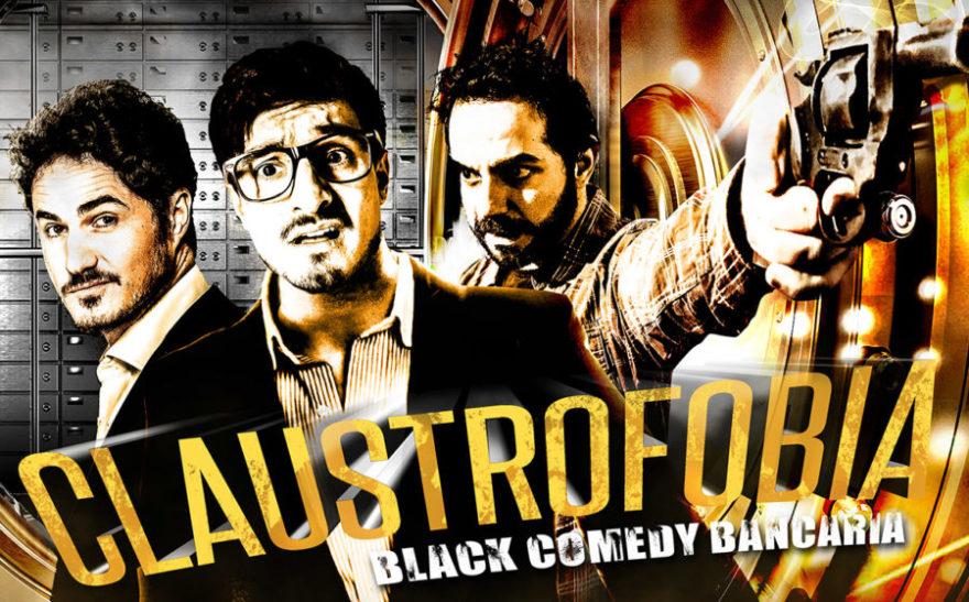 """Al Teatro de' Servi """"Claustrofobia"""", la black comedy che toglie il fiato"""