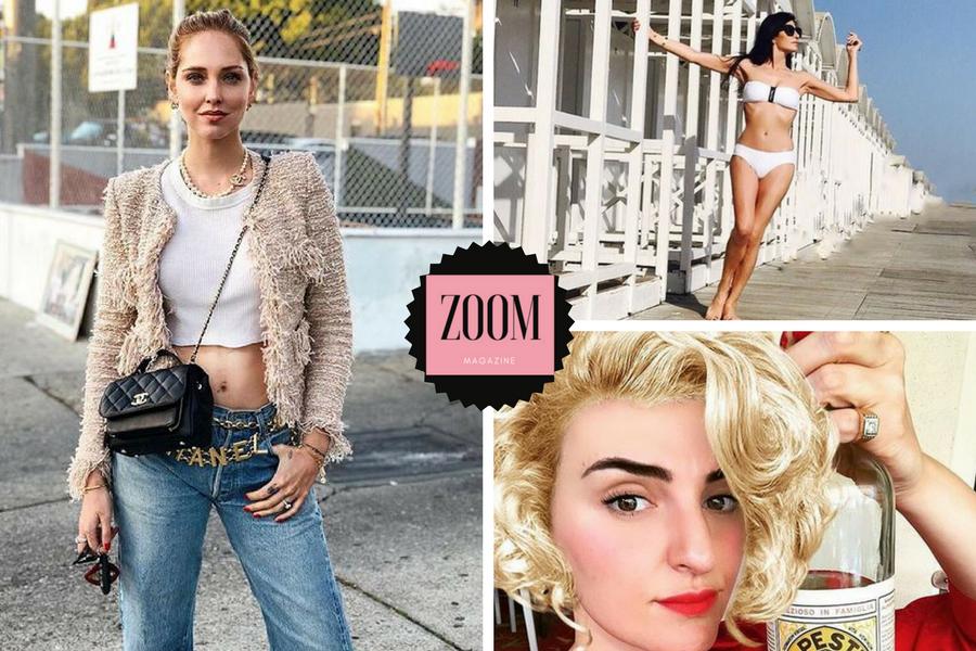 Ferragni, d'Urso, Arisa… le Zoom Star della settimana su Instagram!