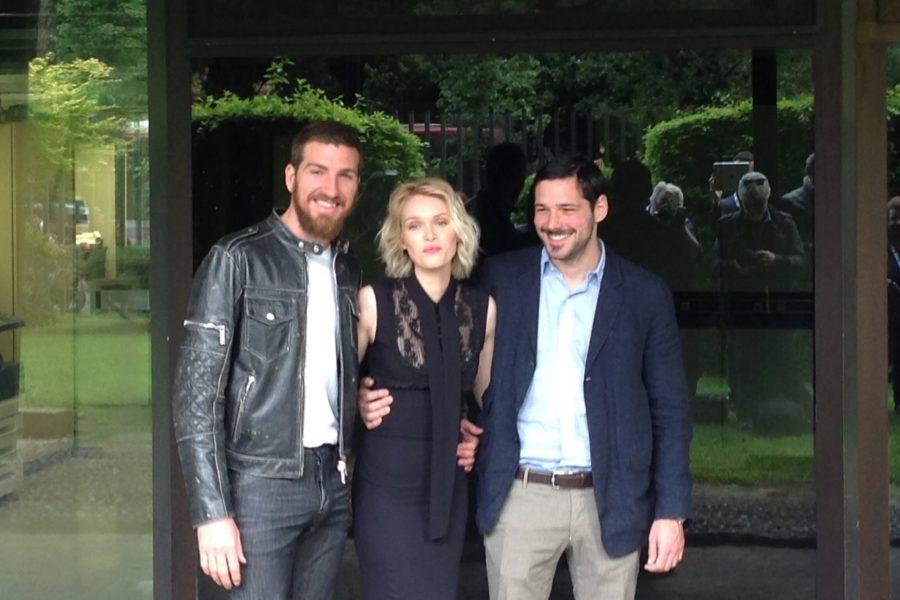 """Amore e guerra ne """"Il Confine"""", la nuova miniserie di Rai 1 - Conferenza stampa (Gallery e Video)"""
