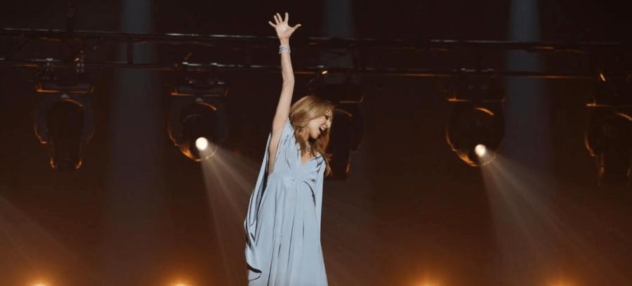Ashes, il nuovo singolo di Céline Dion