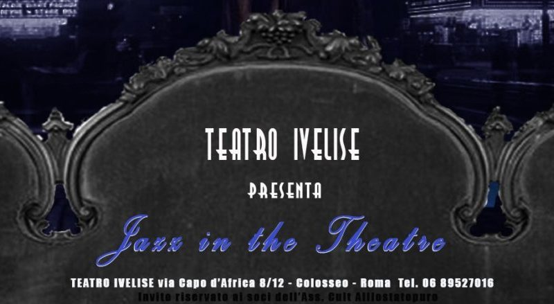 Jazz in the Theatre: al Teatro Ivelise la splendida voce di Valeria Rinaldi
