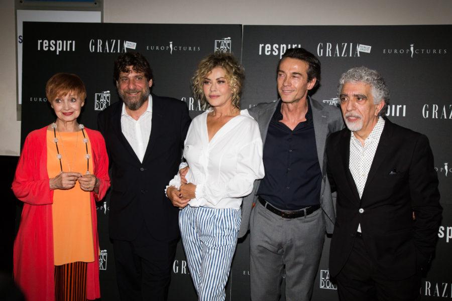 Respiri: première e super party nella Capitale (GALLERY)