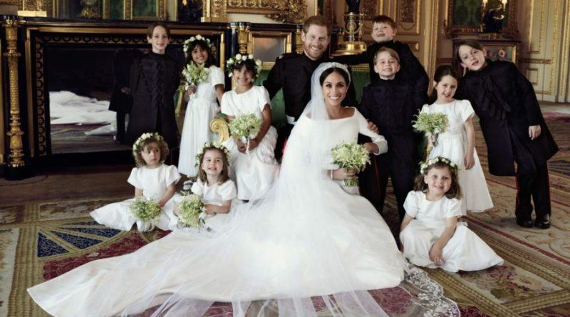Royal wedding: ecco le prime foto ufficiali del matrimonio di Harry e Meghan