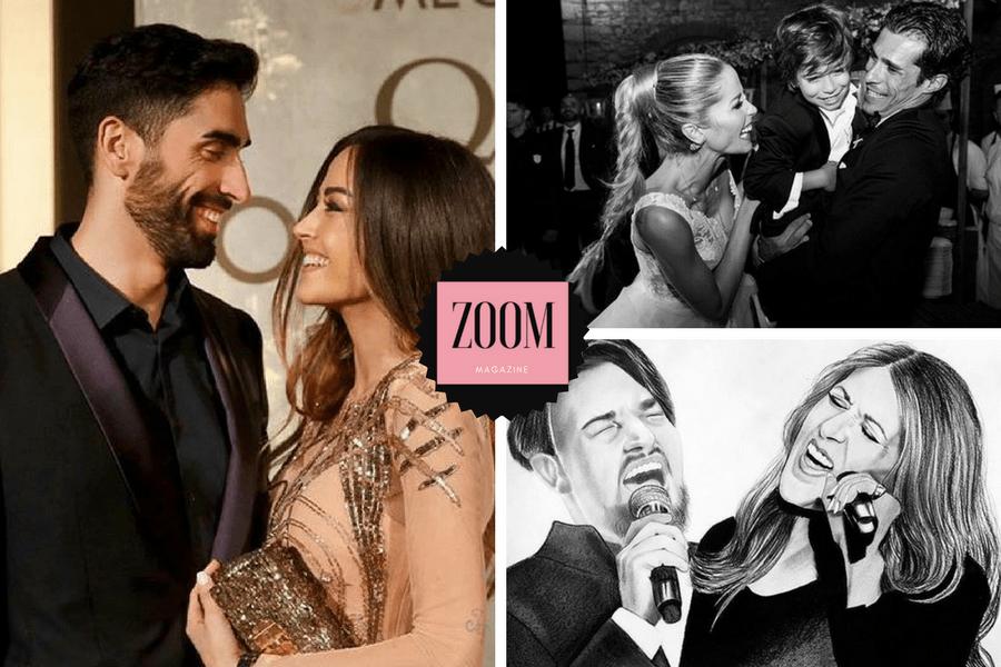 Santarelli, Palmas, Scanu… le Zoom Star della settimana su Instagram!