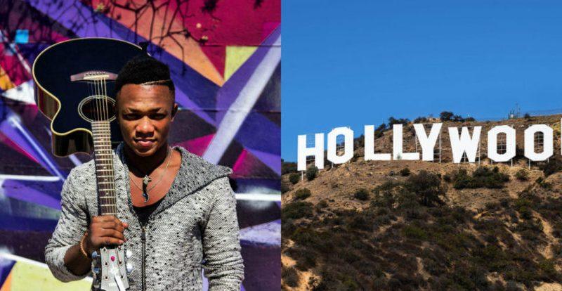 Samuel Storm: dopo X Factor riparte da Hollywood