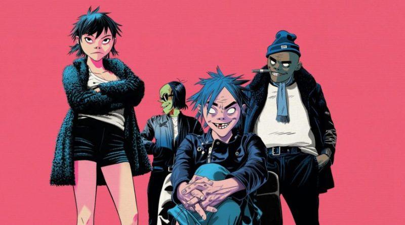 """""""The Now Now"""": oggi esce il nuovo album della band virtuale Gorillaz"""
