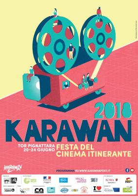 cinema karawan 2018 roma