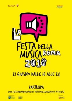 festa della musica roma adesione