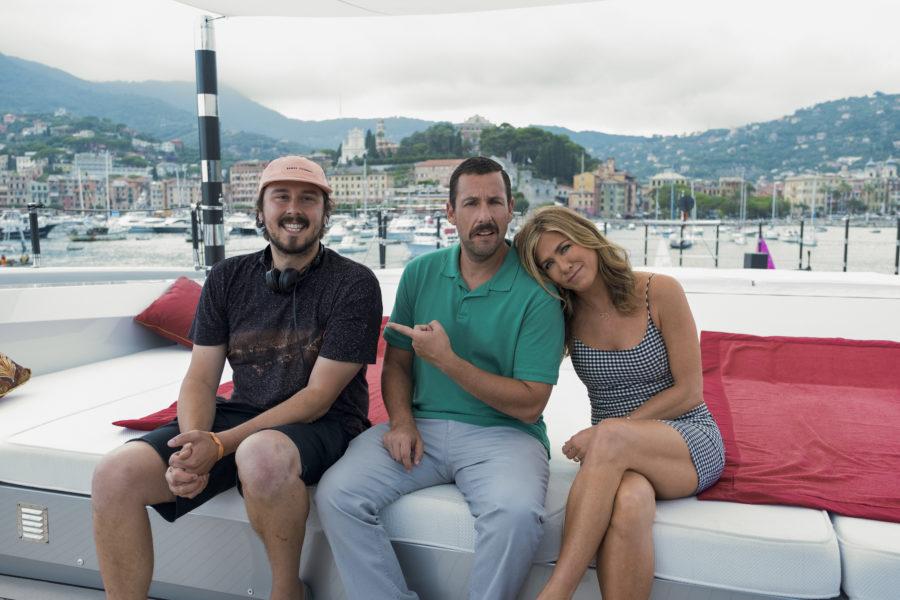 "Adam Sandler e Jennifer Aniston in Italia sul set di ""Murder Mystery"""