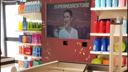 SuperMusicStore la5 silvia salemi