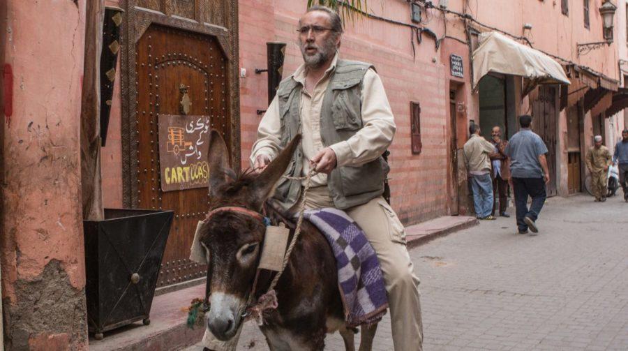"""Nicolas Cage moderno Don Chisciotte in """"Io, Dio e Bin Laden"""" (TRAILER)"""