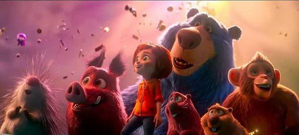 Wonder Park, le prime immagini del film d'animazione diretto da David Feiss (VIDEO)