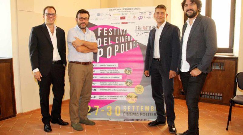 Al via il Terni Pop Film Fest. Tutto quello che c'è da sapere