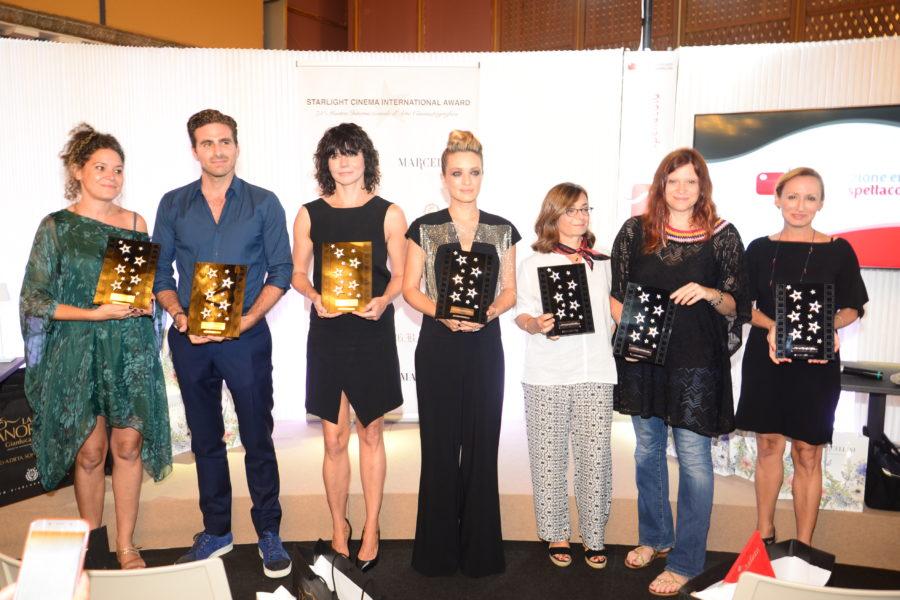 Con Starlight Cinema International Award i primi vincitori a Venezia 75