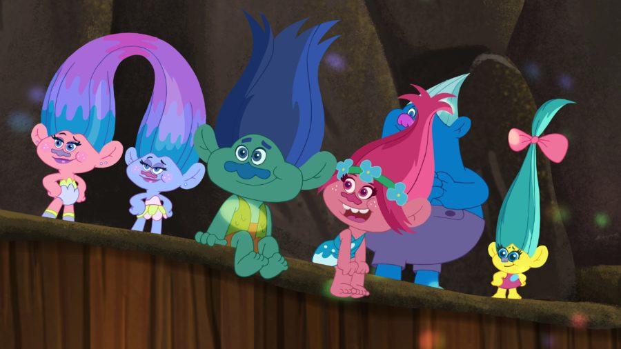 """""""Trolls: La festa continua!"""" su Frisbee. In prima assoluta dal 24 settembre"""