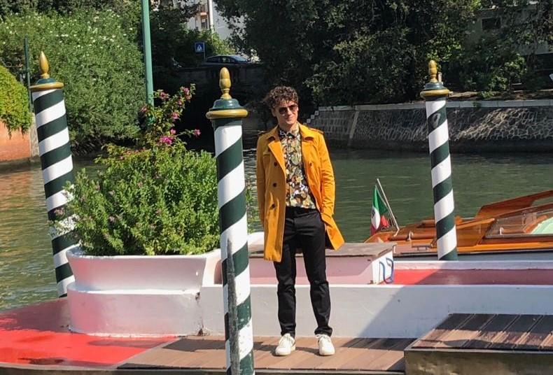 Intervista con Romano Reggiani premiato a Venezia 75 con il Kinéo (VIDEO)