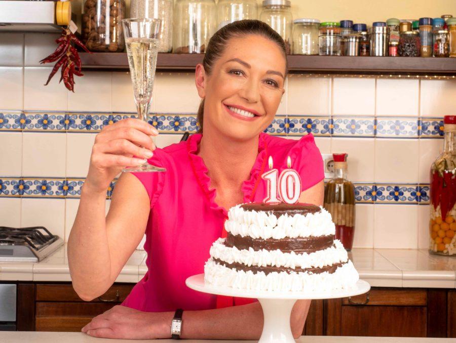 """Tessa Gelisio e i 10 anni di """"Cotto e mangiato"""": da lunedì 17 settembre su Italia 1"""