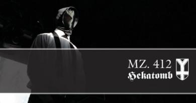 """MZ.412: in attesa del nuovo album ristampano il capolavoro """"Hekatomb"""""""