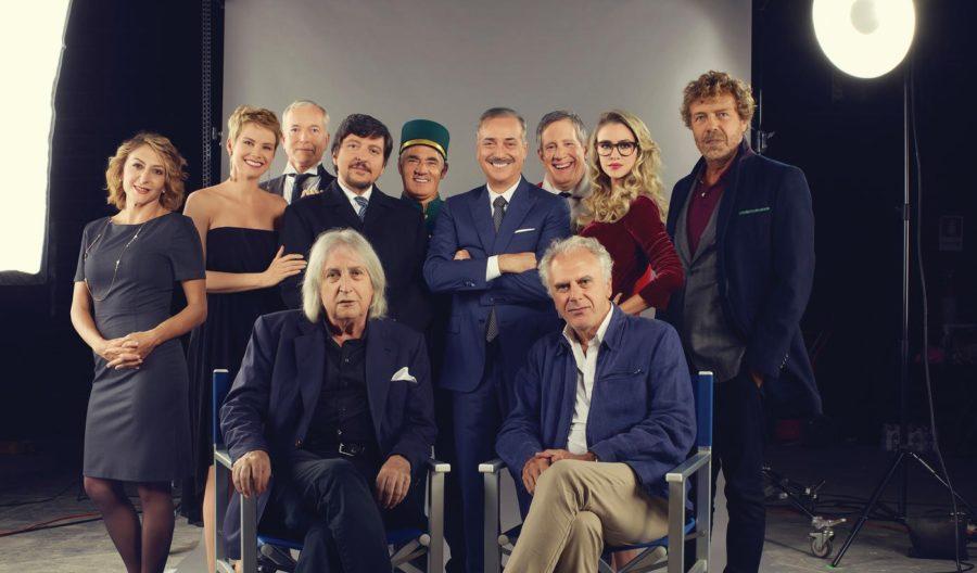 Natale a 5 Stelle: su Netflix il film dedicato a Carlo Vanzina