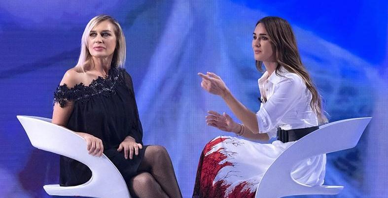 """Lory Del Santo a Verissimo: """"GF Vip è stato un percorso incredibile"""""""