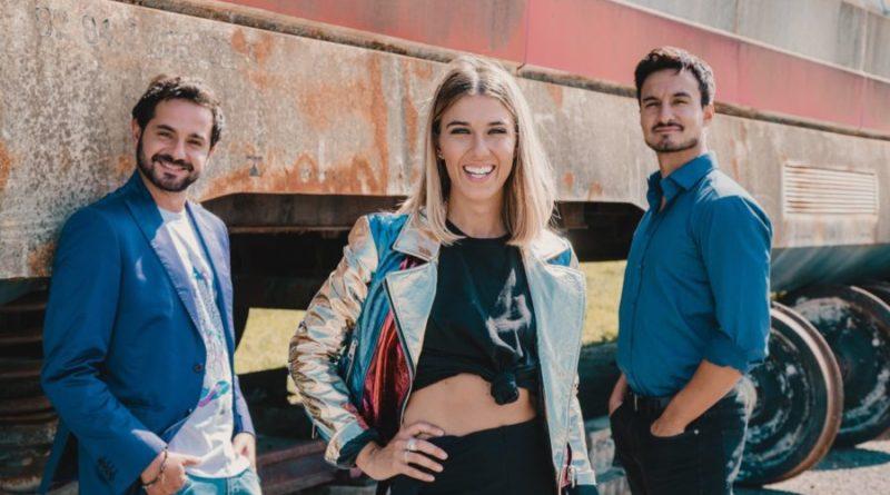 iCrew: Andrea Dianetti, Gabriele Carbotti e Martina Pinto alla guida del nuovo talent-show di La5