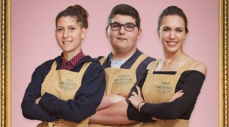 Federico, Irene e Iolanda: chi sarà il vincitore di Bake Off Italia 2018?