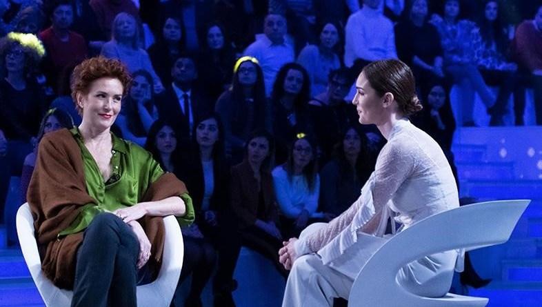 Verissimo: Lucrezia Lante della Rovere parla per la prima volta di sua madre Marina Ripa di Meana