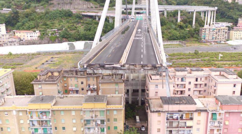 National Geographic: la storia del crollo del ponte Morandi minuto per minuto