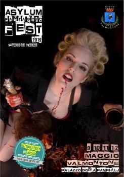 Asylum Fantastic Fest Valmontone