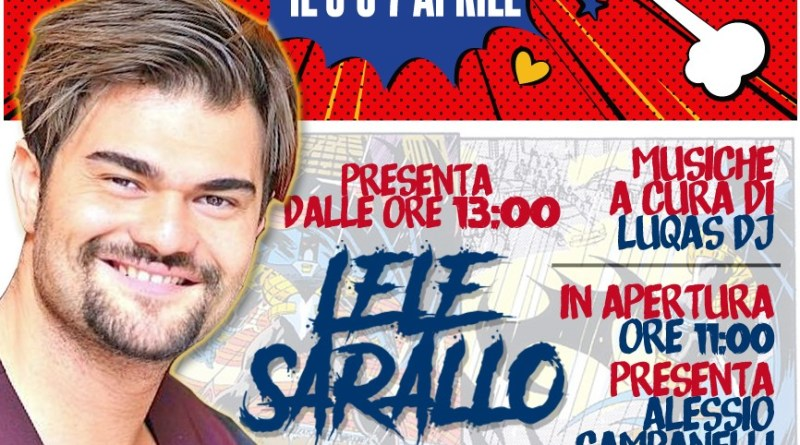 lele sarallo romics