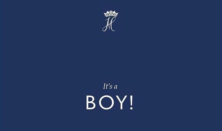Harry e Meghan: è nato il royal baby, è un maschio