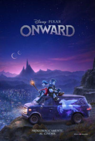 ONWARD trailer