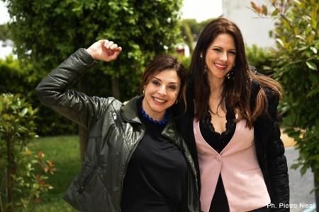 Elena Russo e Janet De Nardis (foto Nissi)