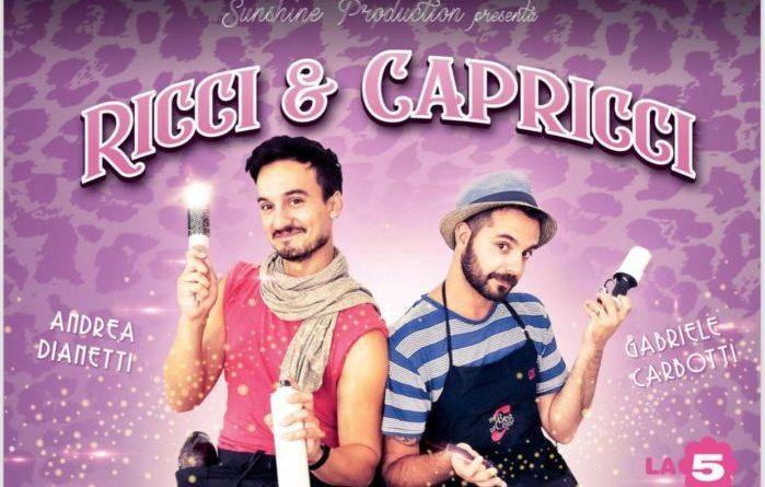 Ricci e Capricci: dal 2 luglio una nuova situation comedy su La5