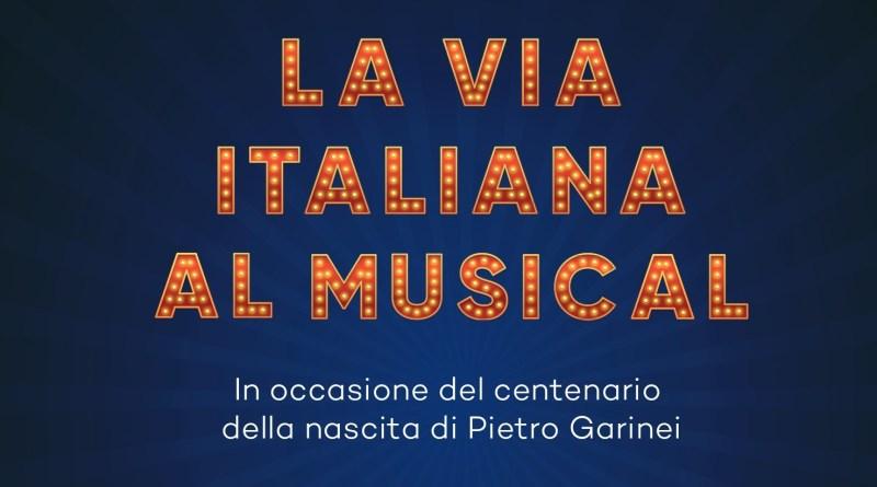 La via italiana al musical