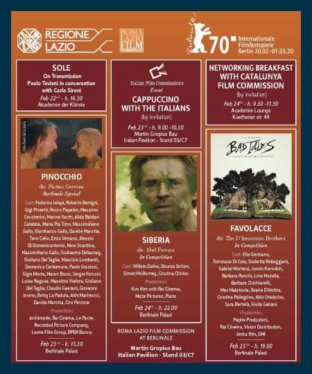 Roma Lazio Film Commission