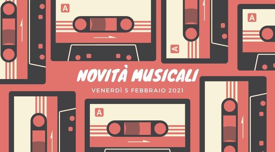 uscite musicali 5 febbraio