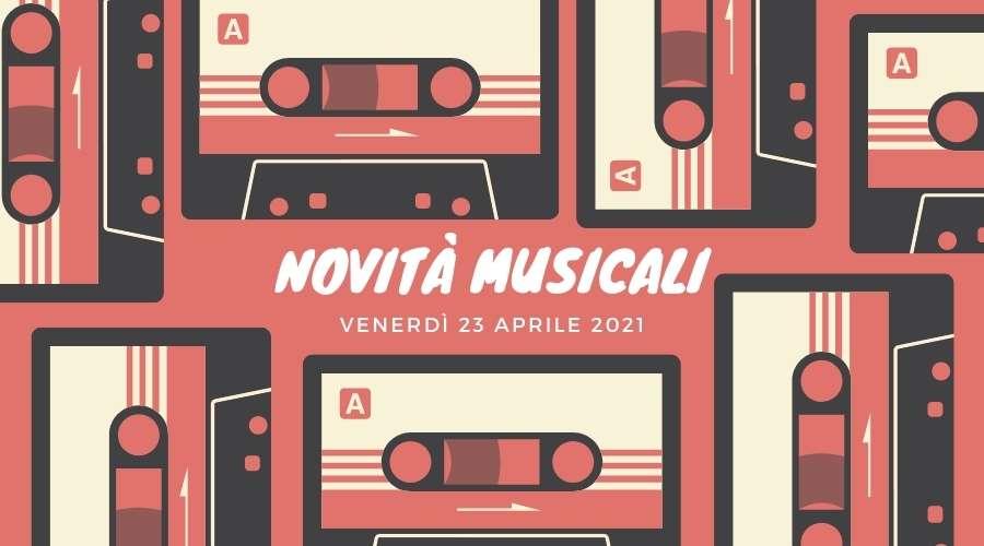 uscite musicali 23 aprile