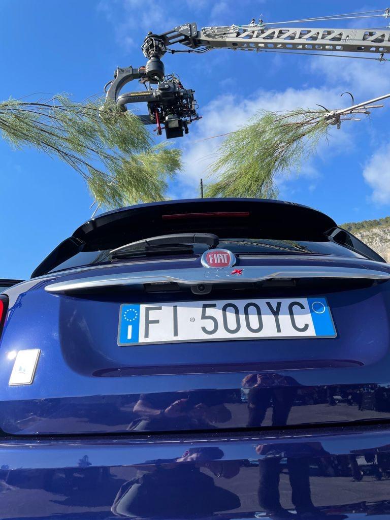 Fiat 500X Cabrio Capri