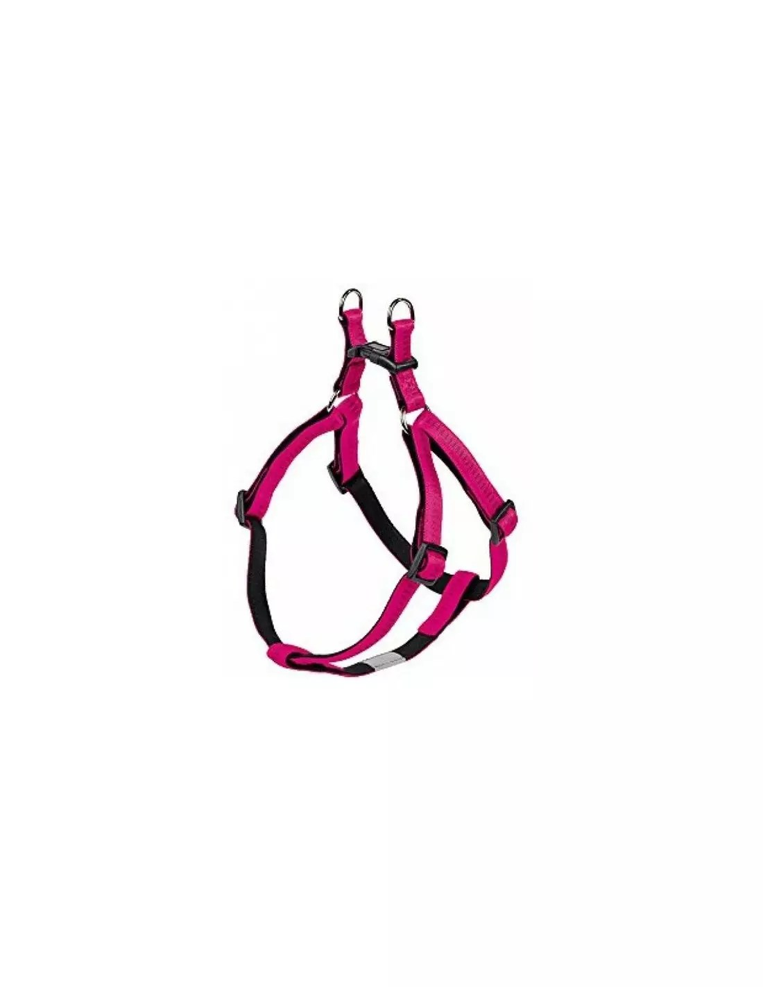 Nobby Soft Grip Dog Harness 40 56 15mm Purple Black