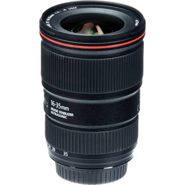 Canon Lens EF 16-35mm f4L IS USM 3