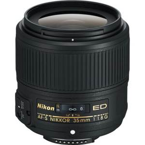Nikon Lens AF-S 35mm F1.8G ED 1