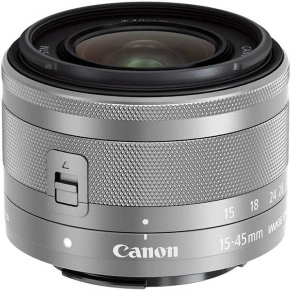 Canon EOS M10 White + 15-45 mm IS STM 10