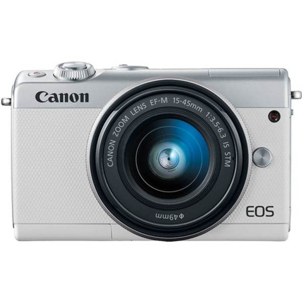 Canon EOS M10 White + 15-45 mm IS STM 5