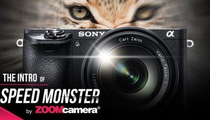 รีวิวเจาะลึก Sony A6500 ตอน 1: The Intro of The Speed Monster