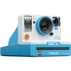 Polaroid (PLO9016) Originals OneStep2 VF Instant Film Camera Summer Blue