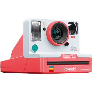 Polaroid (PLO9018) Originals OneStep+ Instant Film Camera Coral