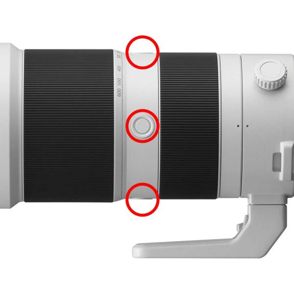 Sony FE 600mm f4 GM OSS Lens