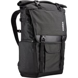 Thule Covert DSLR Rolltop Backpack (Dark Shadow)